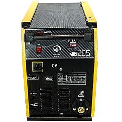 Comprar Máquina de Solda Mig 205 com 6 Regulagens de Potência-V8 Brasil