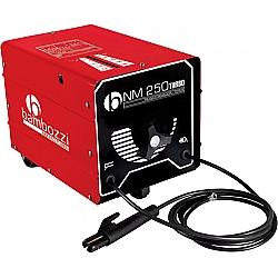 Comprar M�quina de Solda Transformador, 220v, 6,5 Kva, 250 Amp�res - NM 250 Turbo-Bambozzi