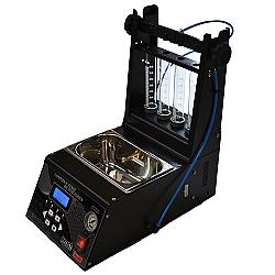 Comprar M�quina de Teste e Limpeza de Injetores Completa, Cuba 3L e Visor de cristal l�quido (4 linhas) - KA-080-Kitest