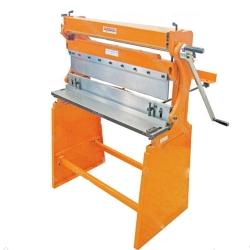 Comprar Máquina universal para trabalhar chapas até 760 mm (Calandra / Guilhotina / Viradeira) - MR573-Manrod