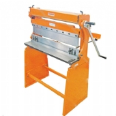 Maquina universal profissional para trabalhar chapas industrial 1060mm - MR575