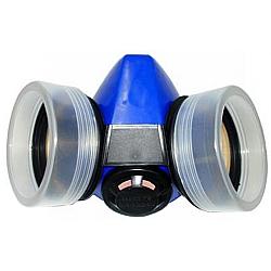 Comprar M�scara Top Air IV com suporte para 2 filtros Qu�micos-Epi Master
