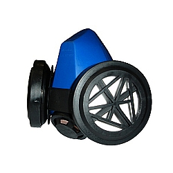 Comprar Máscara Top Air II com suporte para 2 Filtros Mecânicos-Epi Master