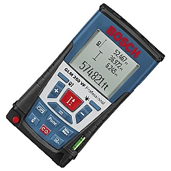 Comprar Medidor de Distância a Laser - GLM 250 VF Professional-Bosch