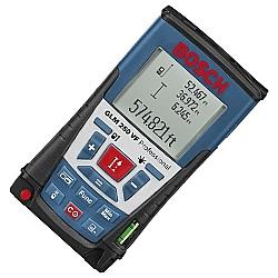 Comprar Medidor de Dist�ncia a Laser - GLM 250 VF Professional-Bosch