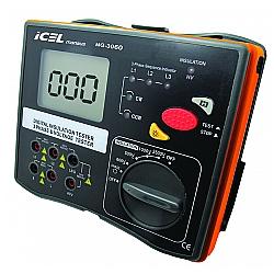 Comprar Megômetro Digital MG-3060 Tensão DC 500/1000/2500 VDC-Icel Manaus