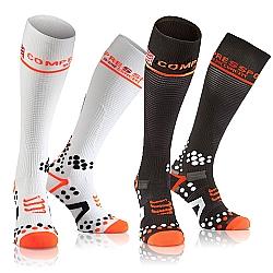 Comprar Meia de Compress�o para Corrida Full Socks-Compressport