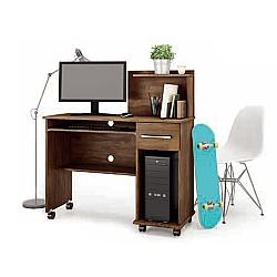 Comprar Mesa Computador Office Studio Espaço para Monitor até 580 mm-Lukaliam