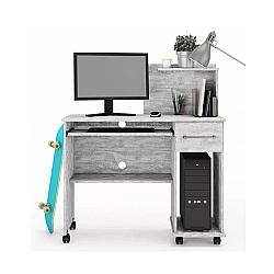 Comprar Mesa Computador Studio New Grigio Cod 902952-Lukaliam