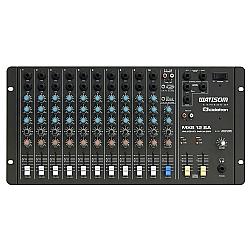Comprar Mesa de Som 12 Canais Stereo Audio Mixer MXS12SA-Ciclotron