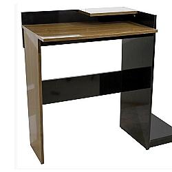 Comprar Mesa Escrivaninha Compacta para Dektop e Laptop  Plus Nogal-Multivisão