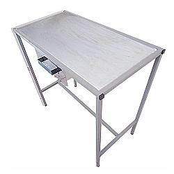 Comprar Mesa para Corte de Frango Tampo Inox 80 x 40 x 80-Selaplast