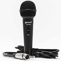 Comprar Microfone com Fio Resposta de Frequência 70 Hz a 16 Khz - LM-580A-Lexsen