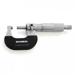 Comprar Micr�metro externo em a�o forjado 0-25 mm-Digimess