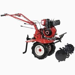 Comprar Microtrator a Diesel 4 tempos 4,2 hp 3600 rpm partida manual - MCD580-Kawashima