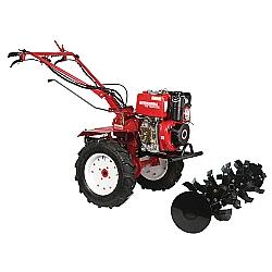 Comprar Microtrator a Diesel 4 tempos 10hp 3600 rpm partida manual - MCD10135-Kawashima
