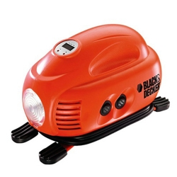 Comprar Mini Compressor de Ar multiuso 12 volts - ASI200LA-Black & Decker