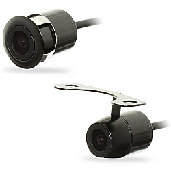 Comprar Mini Câmera de Ré Parachoque 2 em 1-H-Tech