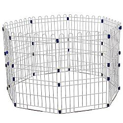 Comprar Mini Canil Portátil - Para Cães - Pintura Epóxi Branca - PC003-Bragança