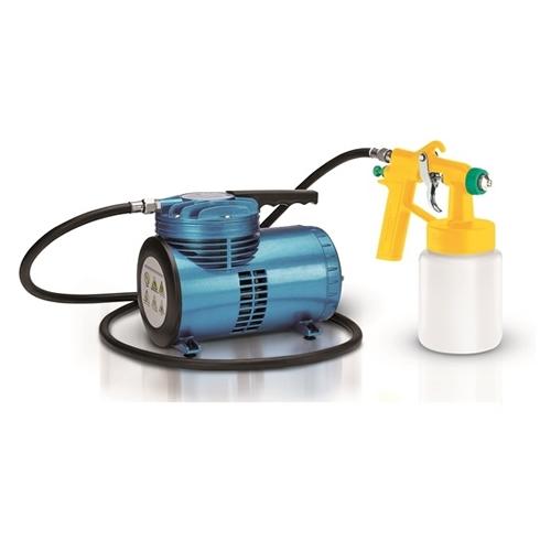 Mini Compressor Ar Direto de Aerografo Comp - 5 para Aerografia Portatil Bivolt - Wimpel