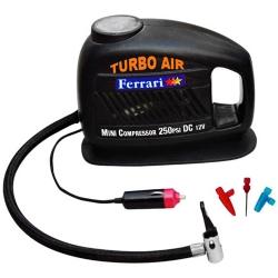 Comprar Mini Compressor de Ar 12v 35psi - MCTA-12-Ferrari