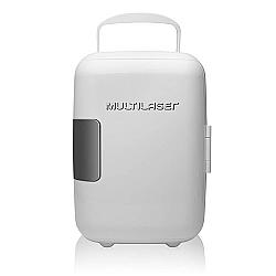 Comprar Mini Geladeira Portátil Branca 4 Litros-Multilaser