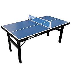 Comprar Mini Mesa de Ping-Pong, Tênis de Mesa , Tampo em MDP 12 mm, Pés Dobráveis-Klopf