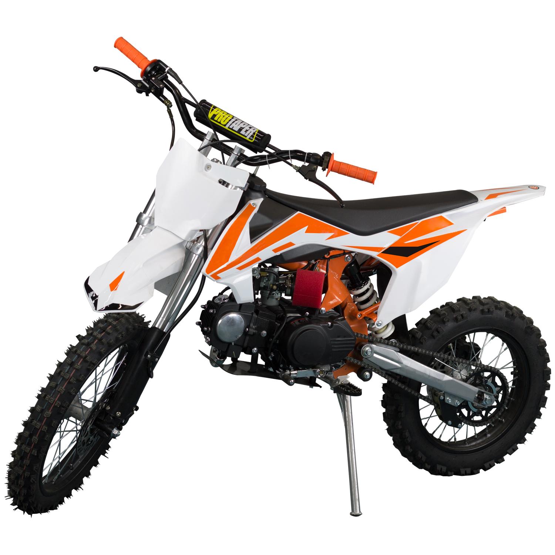 Agrotama Moto Cross Mini 125cc Gasolina 0 Km Aro 17 4t Freio A