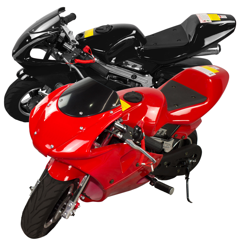 Agrotama Super Mini Moto Ninja Gasolina 49cc 0 Km Aro 65 2t Freio