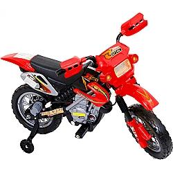 Comprar Mini Moto para Crianças, Elétrica, Cross - 6v - Vermelha - Bel Fix-Bel Fix
