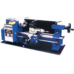 Comprar Mini Torno Mecânico de Bancada, 1/3 HP, 250w, 220v Monofásico- MR300-Manrod