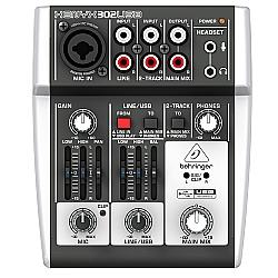 Comprar Mixer Xenyx 302USB-Behringer