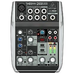 Comprar Mixer Xenyx Q502USB-Behringer