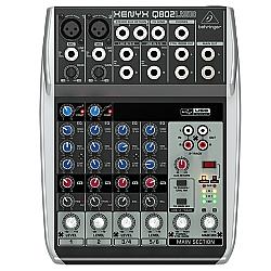 Comprar Mixer Xenyx Q802USB-Behringer