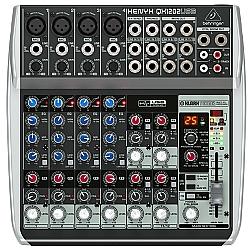 Comprar Mixer Xenyx QX1202USB-Behringer