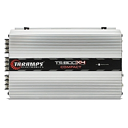 Comprar Módulo 800 RMS, 4 canais, 2 OHMS - TS 800x4-Taramp´s