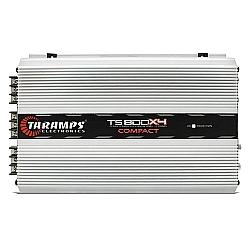 Comprar M�dulo 800 RMS, 4 canais, 2 OHMS - TS 800x4-Taramp�s