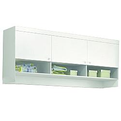 Comprar M�dulo A�reo Elo�sa, Branco, MDF, 3 Portas - 5514-Phoenix Baby