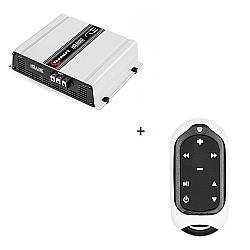 Comprar M�dulo Amplificador HD 800, 800W RMS, 1 Canal, 2 OHMS + Controle Longa Dist�ncia Branco - TLC 3000 Colors-Taramp�s