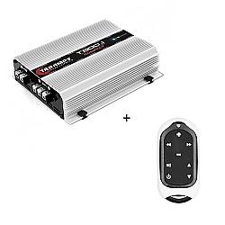 Comprar M�dulo Amplificador T 800.1 Compact 2OHMS 800W digital + Controle Longa Dist�ncia Branco - TLC 3000 COLORS-Taramp�s