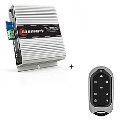 Comprar Módulo Amplificador TL 1500 390 W RMS 3 Canais + Controle Longa Distância Cinza - TLC 3000 COLORS-Taramp´s
