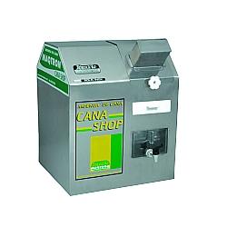 Comprar Moenda Cana Shop Estacionaria para Motor Estacionário 3 Rolos e Eixos em Inox-Maqtron