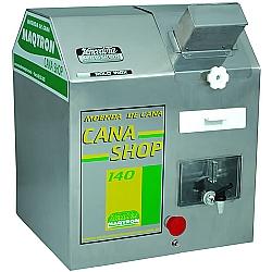 Comprar Moenda de Cana Shop 200 3 Rolos e Eixos de Inox com Chave de Reversão com Motor 2,0 cv Monofásico-Maqtron