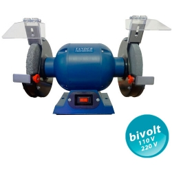 Comprar Moto esmeril 1/2 cv 6'' bivolt 110v/220v. 60 Hz, - RBG150B-Tander Profissional