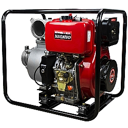 Comprar Motobomba a Diesel 10 HP 4 Pol Partida Elétrica - NMBD4E-Nagano
