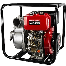 Comprar Motobomba a Diesel 7 HP 3 Pol Partida Manual - NMBD3-Nagano