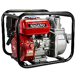 """Comprar Motobomba a Gasolina 5.5 HP 2"""" Partida Manual - NMBG2-Nagano"""