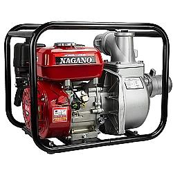 Comprar Motobomba a Gasolina 5.5 HP 3 Pol Partida Manual - NMBG3-Nagano