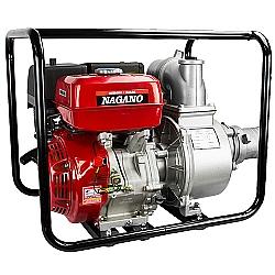 """Comprar Motobomba a Gasolina 6 HP 4"""" Partida Manual - NMBG4-Nagano"""