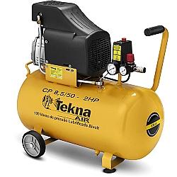 Comprar Compressor de Ar - Bivolt - 2hp - 120PSI - 50 Litros-Tekna